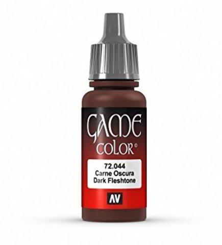 Game Color Dark Fleshtone 17 ml.