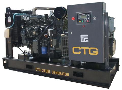 Дизельный генератор CTG 250D