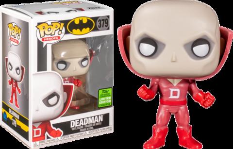Фигурка Funko Pop! Heroes: Batman - Deadman (Excl. to Emerald City Comic Con 2021)