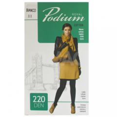 Podium Cotton 220 колготки женские