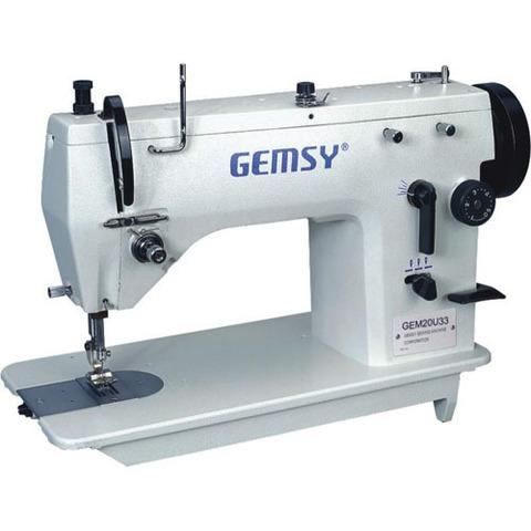 Швейная машина зигзагообразного стежка Gemsy Gemsy GEM 457А-123Т | Soliy.com.ua