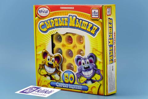 настольная игра Сырные Мышки