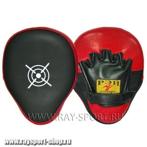 Л1201И Лапа боксёрская загнутая