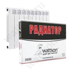 Радиатор AL 500 080 10
