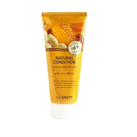 NATURAL CONDITION Cleansing Foam [Double Whip]