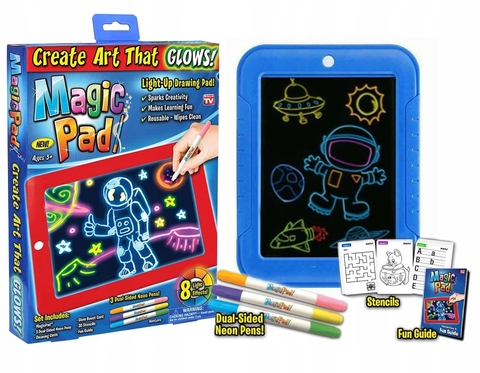 Планшет для рисования с подсветкой Magic Pad