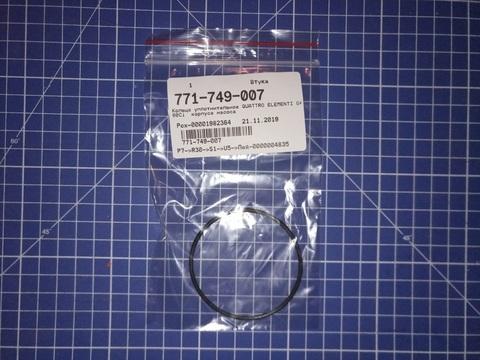 Кольцо уплотнительное QUATTRO ELEMENTI G400Ci  корпуса насоса (771-749-007)