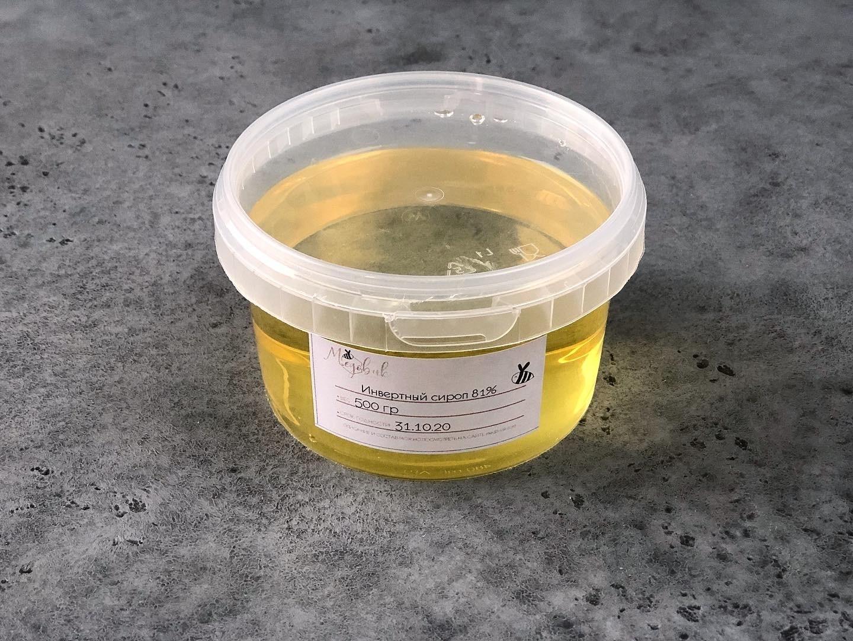 Инвертный сироп Laped 81%, 0,5 кг