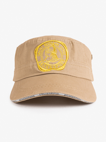 "Khaki sand cap Murom ""Liberation of California"""