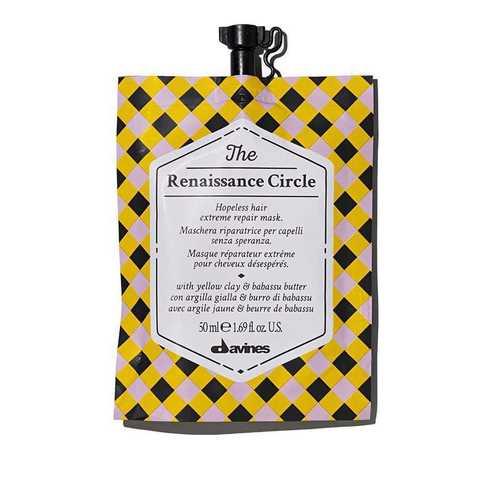Маска «экстрим-восстановление» для безнадежных волос The Renaissance Circle