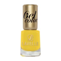 LGC-058 лак для ногтей GEL COLOR тон 058 солнечный 12мл