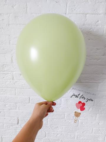 Фисташковый воздушный шар