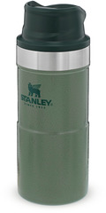 Термостакан Stanley Classic Trigger Action 0,35L One hand 2.0 Зеленая