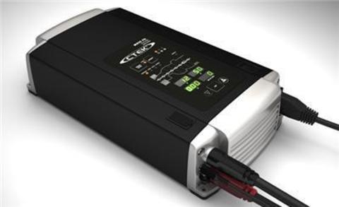 Зарядное устройство для 12В и 24В АКБ (8 этапов, 12 В: 40‐1500 Ач / 24 В: 20‐750 Ач) MXTS 70
