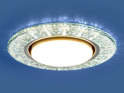 Elektrostandard Светильник 3022 GX53 прозрачный