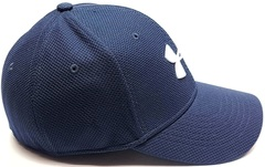 Летняя кепка темно синяя Under Armour RN11493 Dark Blue
