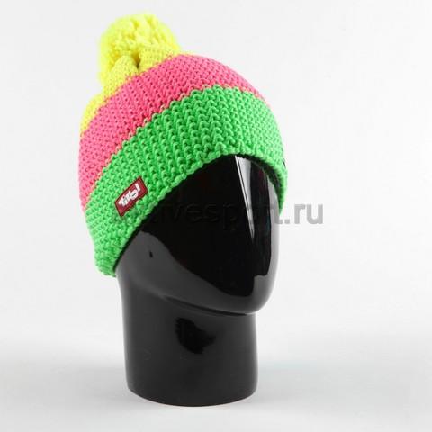 Картинка шапка Eisbar star neon pompon tirol 959 - 1