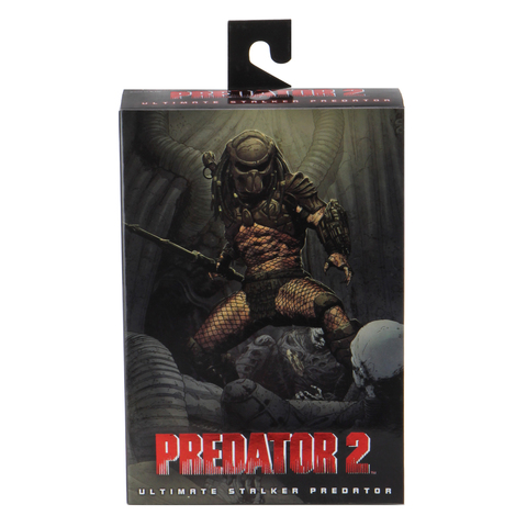 Фигурка NECA Predator 2: Ultimate Stalker Predator (18 см)
