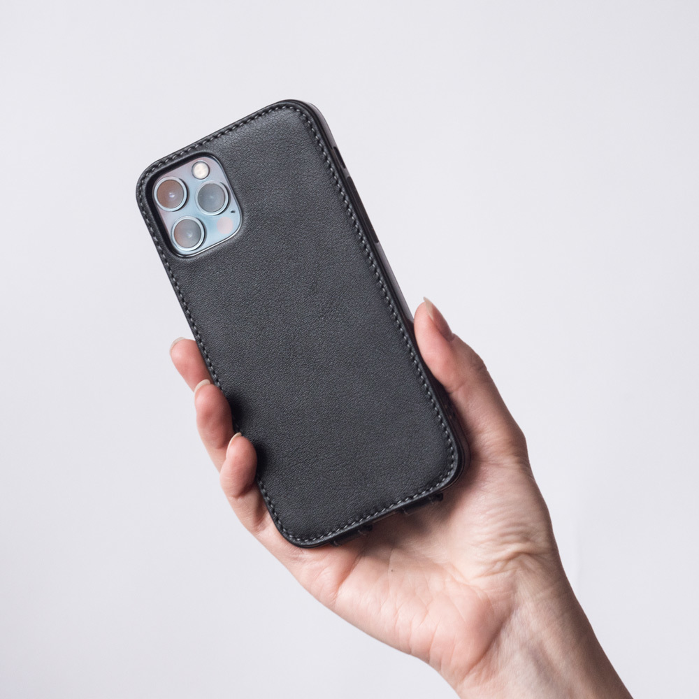 Case for iPhone 12 & 12 Pro - black
