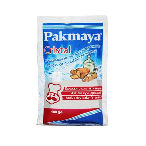 """Дрожжи """"Pakmaya Cristal"""", 100 г., коробка 40 шт"""