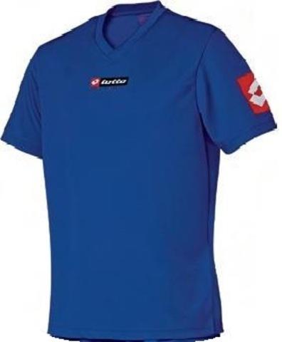 Футболка Lotto JERSEY TEAM синяя