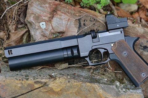 Пневматический пистолет Ataman АР16 компакт 4,5 мм
