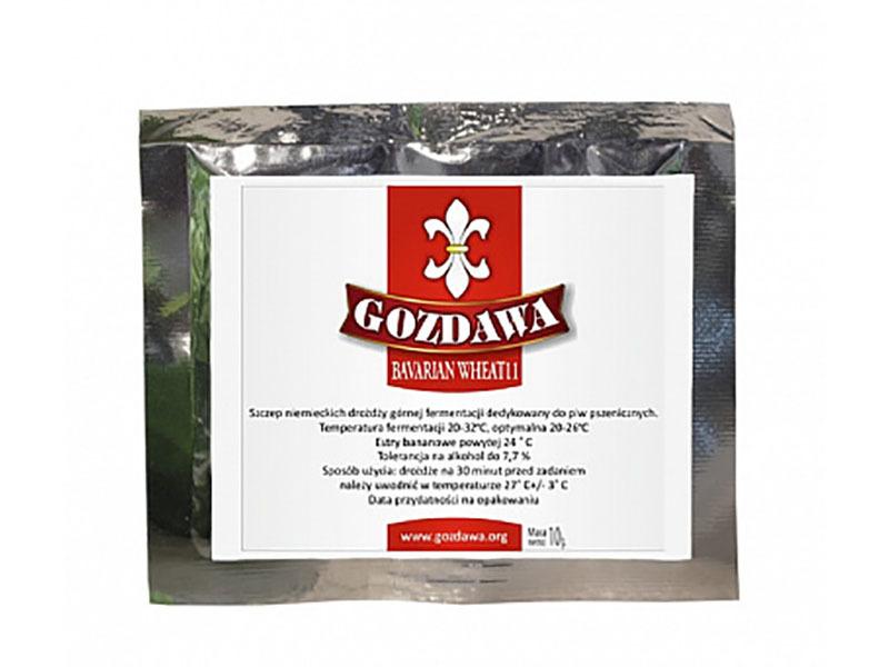 Дрожжи пивные Дрожжи пивные Gozdawa BW11 Bavarian Wheat 10г f897814b244f8a963f7539b709b7ba6f.jpg