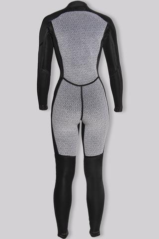 7 Seas 4/3 Back Zip Full Suit