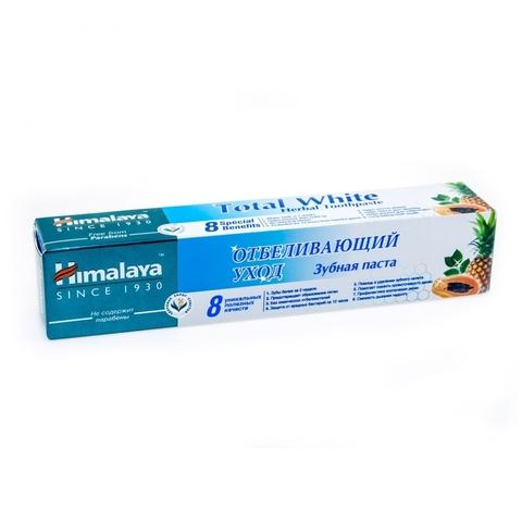Зубная паста Himalaya Herbals Отбеливающий уход, 50 гр.