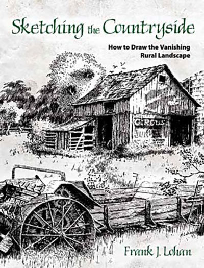 9780486478876 - Sketching the Countryside: How to Draw the Vanishing Rural Landscape
