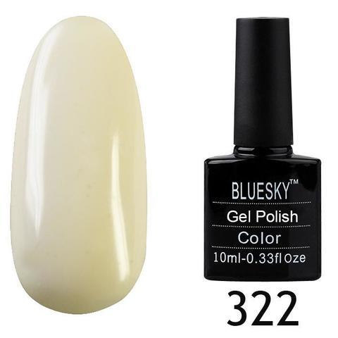 Bluesky, Гель-лак M322