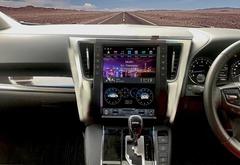 Магнитола  для Toyota Alphard/Vellfire (2015+) стиль Tesla Android 9.0 4/64GB IPS DSP модель ZF1308L DSP