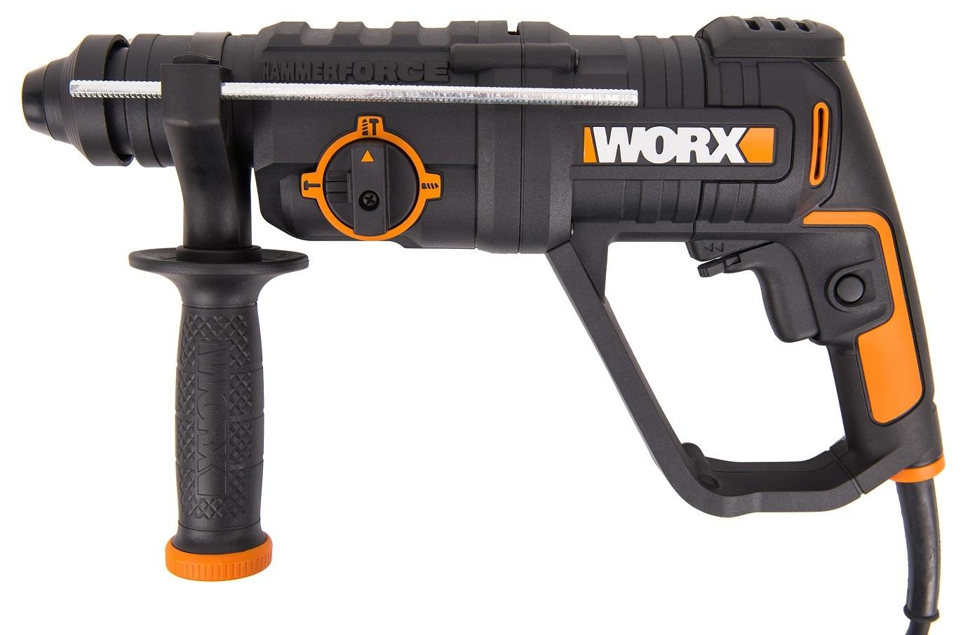 Перфоратор WORX WX337 750Вт