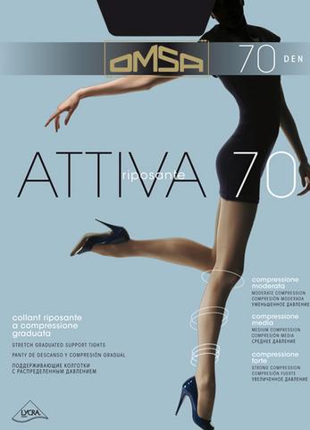 Omsa Attiva 70 колготки женские