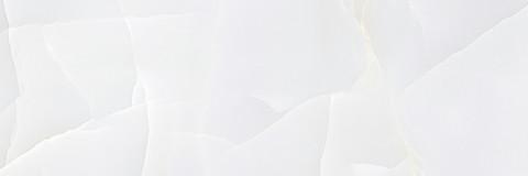 Плитка настенная Onyx White 750х253