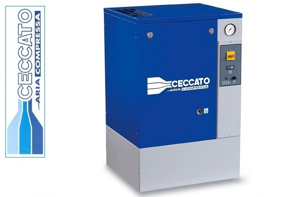 Компрессор винтовой Ceccato CSM 5,5 HP 10 bar MB  400/3/50