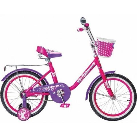 Велосипед Black Aqua Princess 16