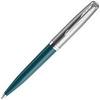 Parker 51 Core - Teal Blue CT, шариковая ручка, M