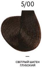 OLLIN MEGAPOLIS 5/00 светлый шатен глубокий 50мл Безаммиачный масляный краситель для волос