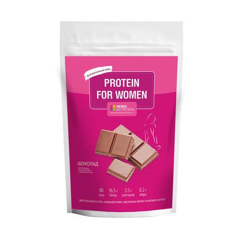 NEWA Womens Protein - протеин для женщин шоколад 395 г