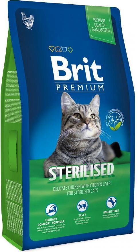 Brit Корм для стерилизованных кошек, Brit Premium Cat Sterilised, с курицей и печенью стер.jpg