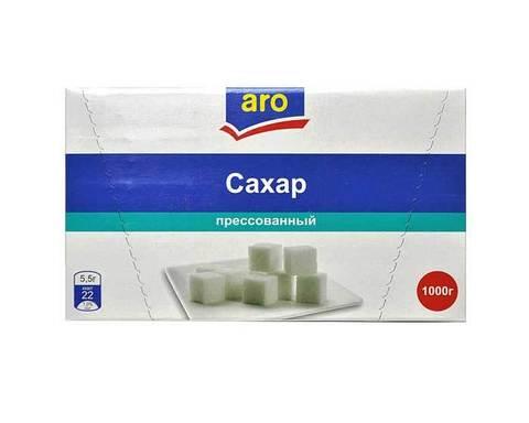 Сахар прессованный ARO, 1 кг