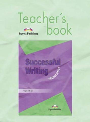 successful writing 3 (prof.) teacher's book - книга для учителя