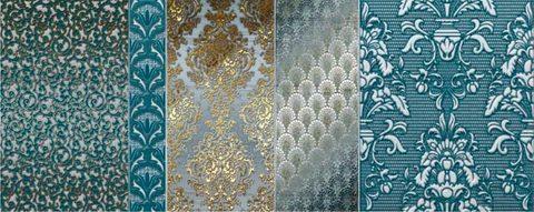 Декор KERLIFE Diana Acqua 2 505х201
