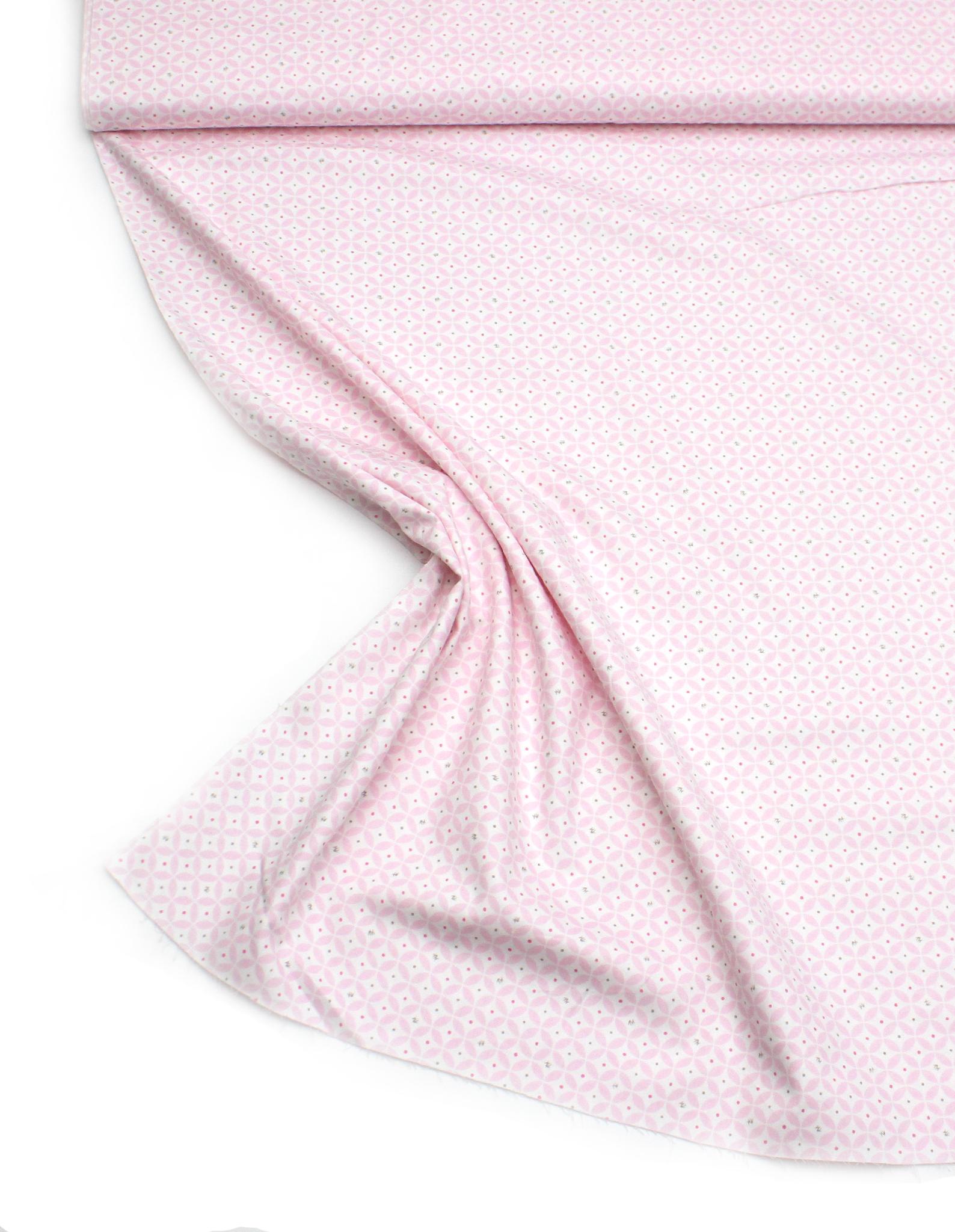 Ромбик розовый