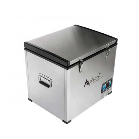 Компрессорный автохолодильник Alpicool BD60 (12/24/110/220V, 60л)