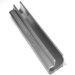 ALN12/1 Вставка алюминиевая защелкивающаяся, L=1,2 м