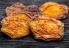 Персик из Армении вяленый с кожицей био