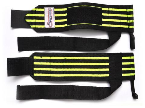 Напульсник для занятий тяжёлой атлетикой с лямкой для тяги. :(ТА6):