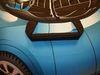"""Санки Ватрушка Тюбинг """"Super Car Blue"""""""